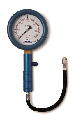 Air Pressur Gauge BAR/PSI