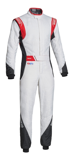 SPARCO EAGLE RS-8.2 WHITE RED