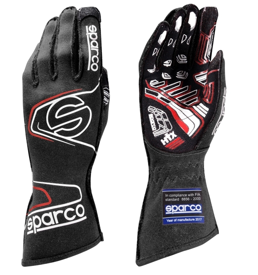 SPARCO ARROW RG7 EVO BLACK RED