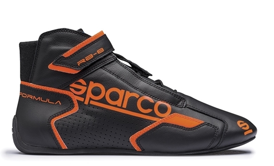 SPARCO FORMULA RB-8.1 BLACK ORANGE