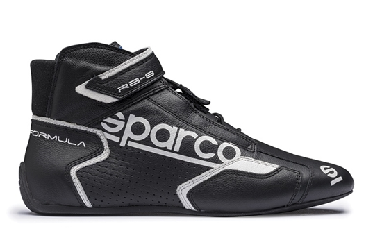 SPARCO FORMULA RB-8.1 BLACK WHITE