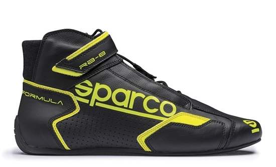 SPARCO FORMULA RB-8.1 BLACK YELLOW