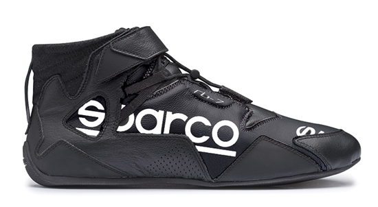 SPARCO APEX RB7 BLACK WHITE