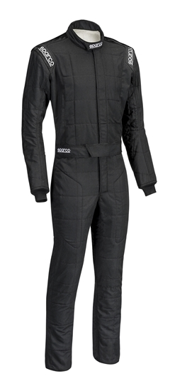 SPARCO CONQUEST BLACK BLACK BOOT CUT