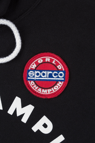 Sparco 1977 Hoodie Patch