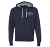 SPARCO GARAGE PULLOVER NAVY FRONT