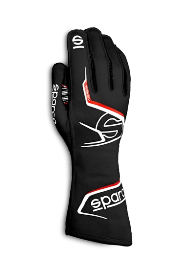 SPARCO ARROW BLACK RED