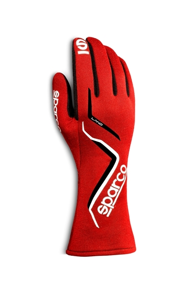 SPARCO LAND RED