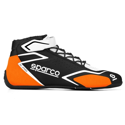 SPARCO K-SKID BLACK ORANGE