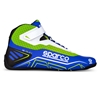 SPARCO K-RUN BLUE GREEN