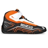 SPARCO K-RUN BLACK ORANGE