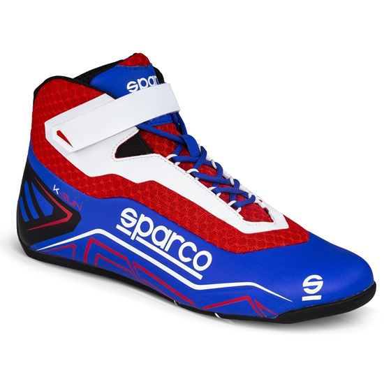 SPARCO K-RUN BLUE RED