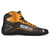 SPARCO K-POLE BLACK ORANGE