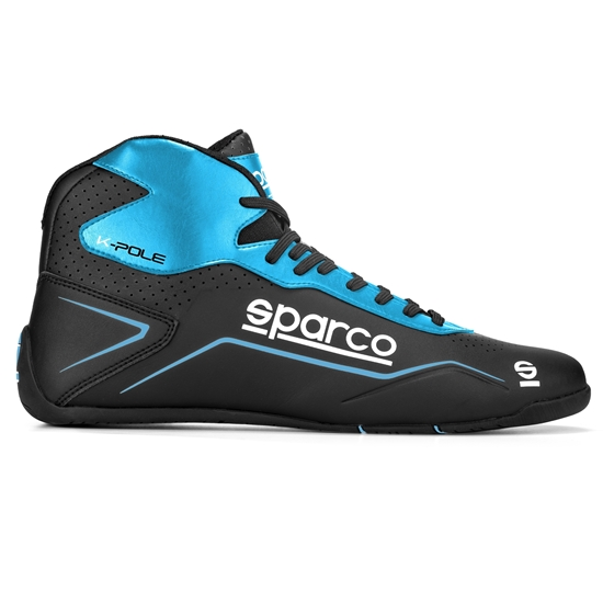 SPARCO K-POLE BLACK BLUE