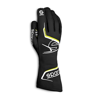SPARCO ARROW K BLACK YELLOW