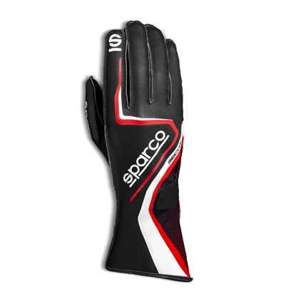 SPARCO RECORD K BLACK RED