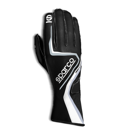 SPARCO RECORD K BLACK WHITE
