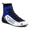 SPARCO X-LIGHT+ WHITE BLUE