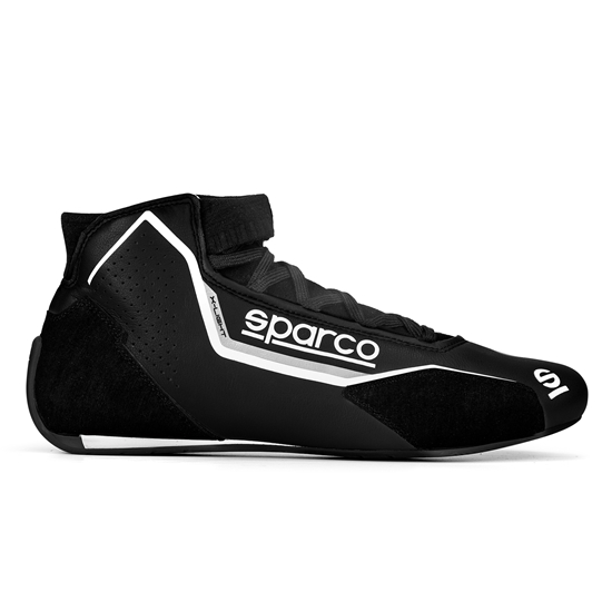 SPARCO X-LIGHT BLACK
