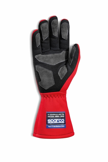 SPARCO MARTINI LAND GLOVE RED