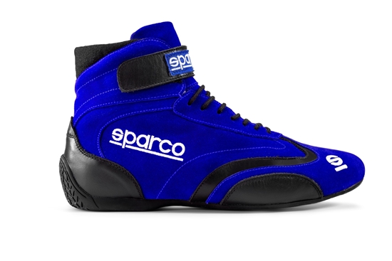 SPARCO TOP BLUE