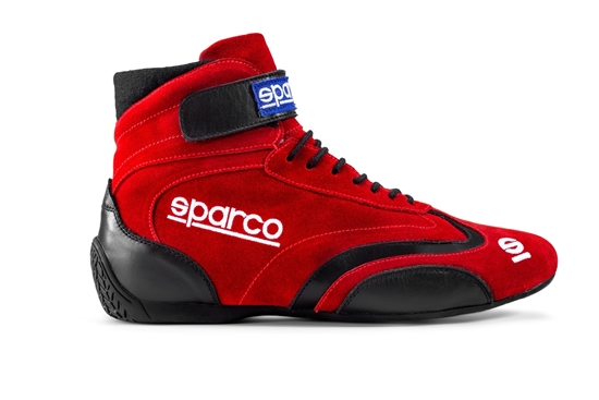 SPARCO TOP RED