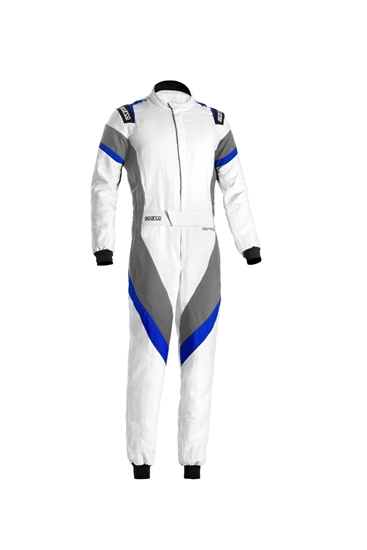SPARCO VICTORY WHITE BLUE