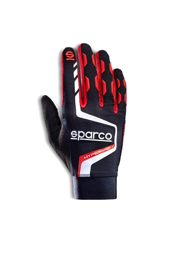 SPARCO HYPERGRIP+ RED