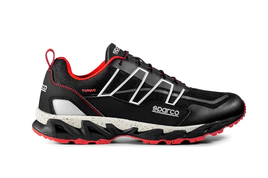SPARCO TORQUE BLACK/RED