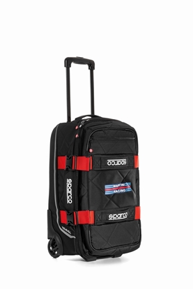 SPARCO MARTINI TRAVEL BAG RED