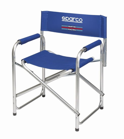 SPARCO MARTINI RACING DIRECTORS CHAIR