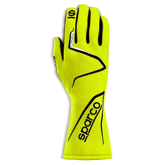 SPARCO LAND  YELLOW