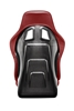 QRT-C PERFORMANCE RED LEATHER