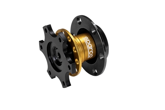 SPARCO QUICK RELEASE TUNING GOLD